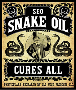 Search Engine Optimization - Snake Oil | las vegas seo, seo las vegas, local seo las vegas, search engine optimization las vegas, las vegas seo company