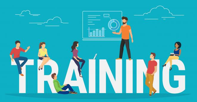website backend customer training