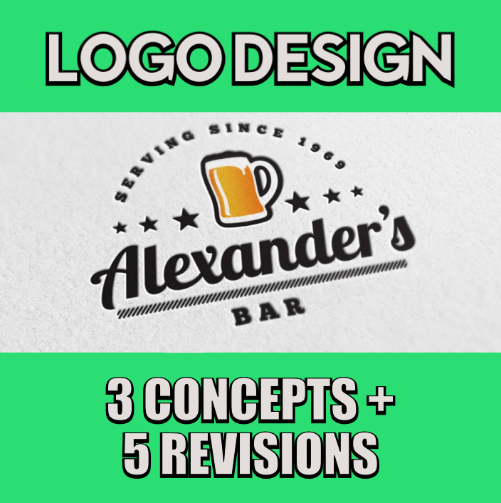 Let us create a logo design that not only captures your business brand, but will give the BEST first impression to new customers.