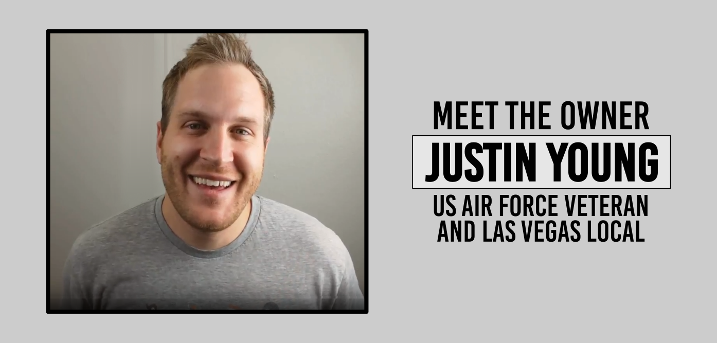 meet the Owner of 702 Pros, Justin Young