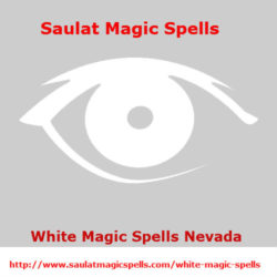 White Magic Spells Nevada