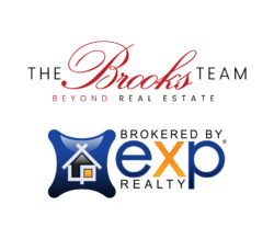 Official Logo - The Brooks Team with EXP Realty