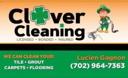 Clover Cleaning Las Vegas
