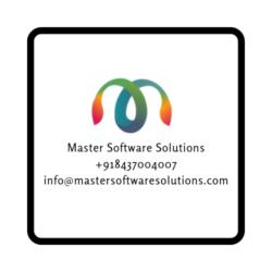 Salon App Development Company – Master Software Solutions