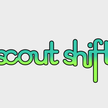 logo design las vegas by Justin Young at 702 Pros – Scout Shift Logo design concept