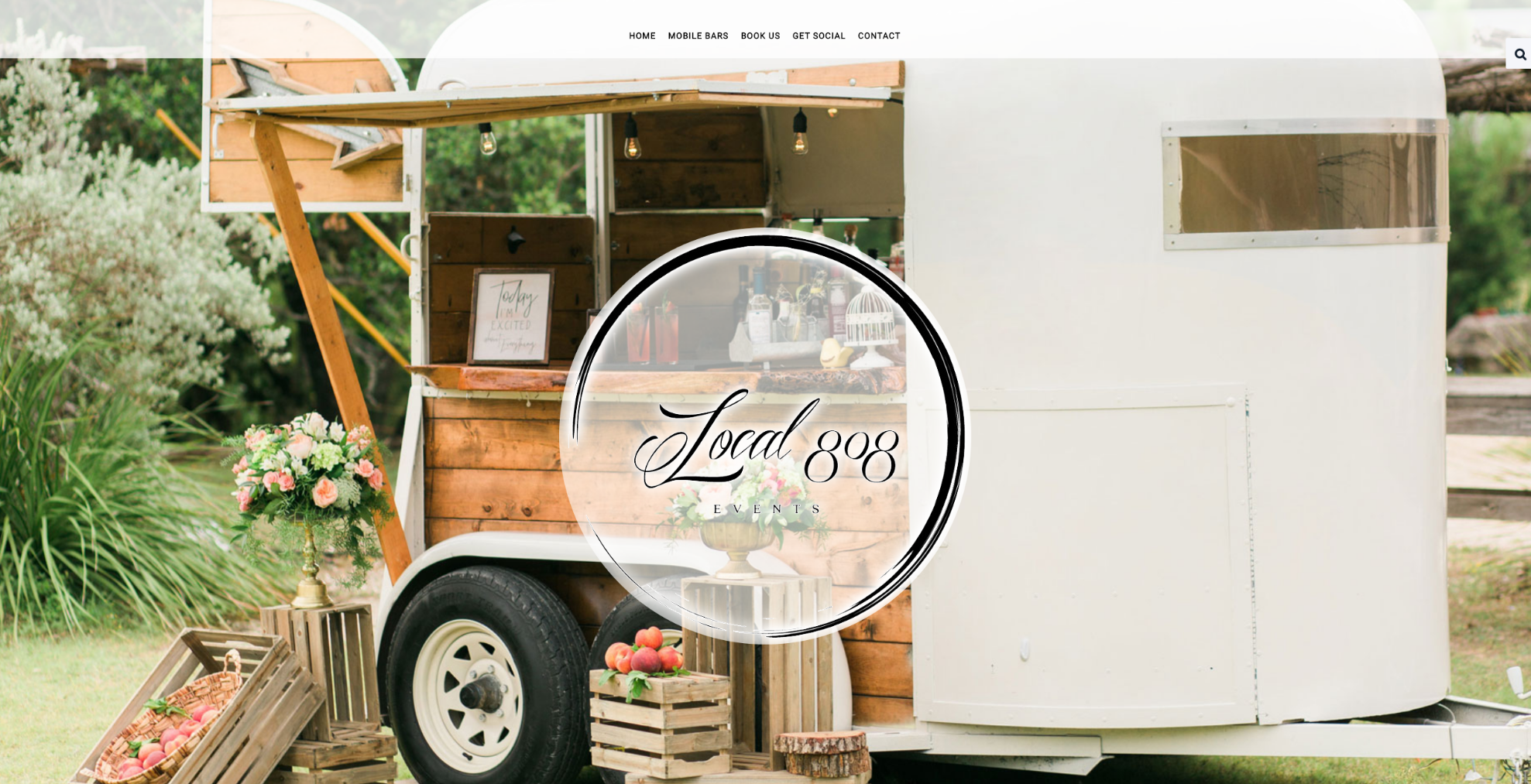 las vegas website development by 702 Pros LLC for Local 808 Events | Justin Young