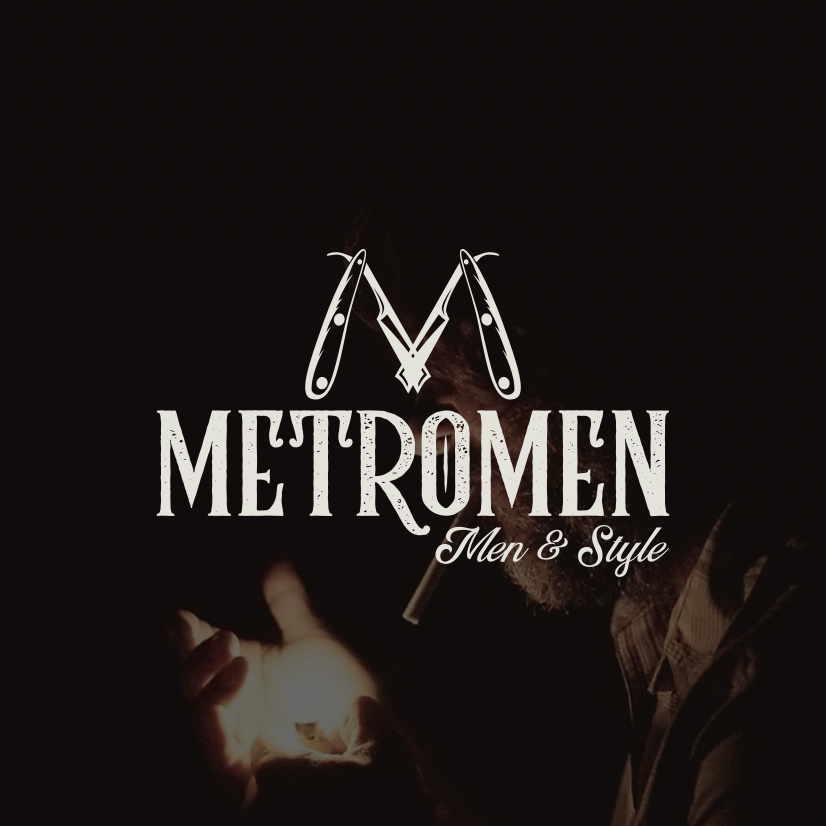 Logo Design - Metromen - Digital Concepts by 702 Pros