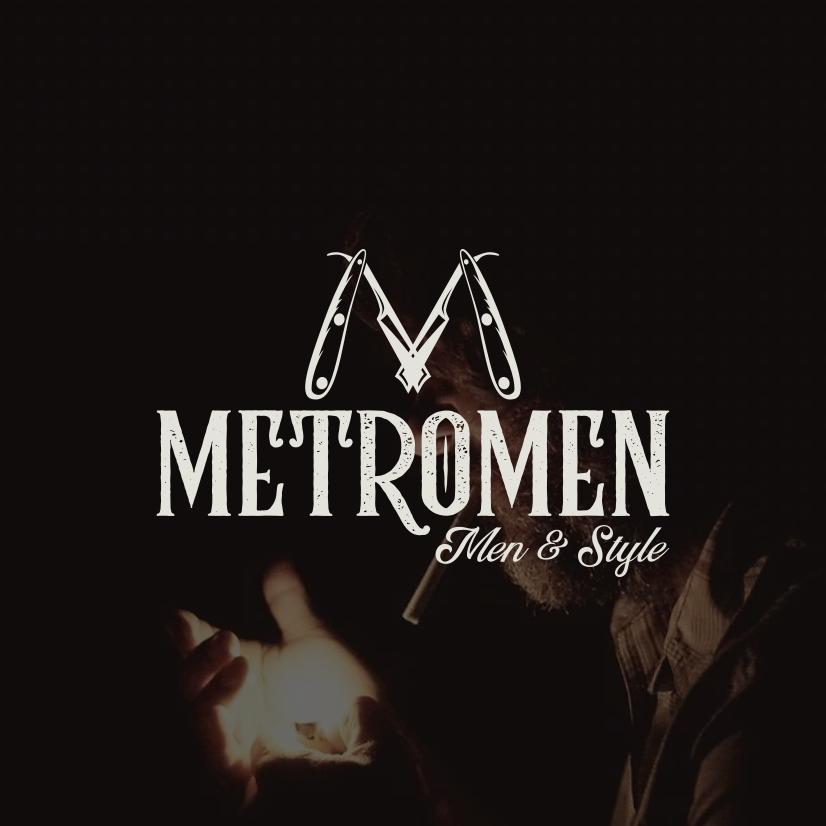 Logo Design - Metromen - Digital Concepts by 702 Pros