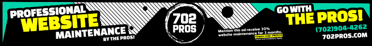 Website Support by 702 Pros