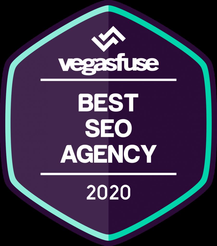 Best SEO Agency in Las Vegas 2020 | VegasFuse aWARDS
