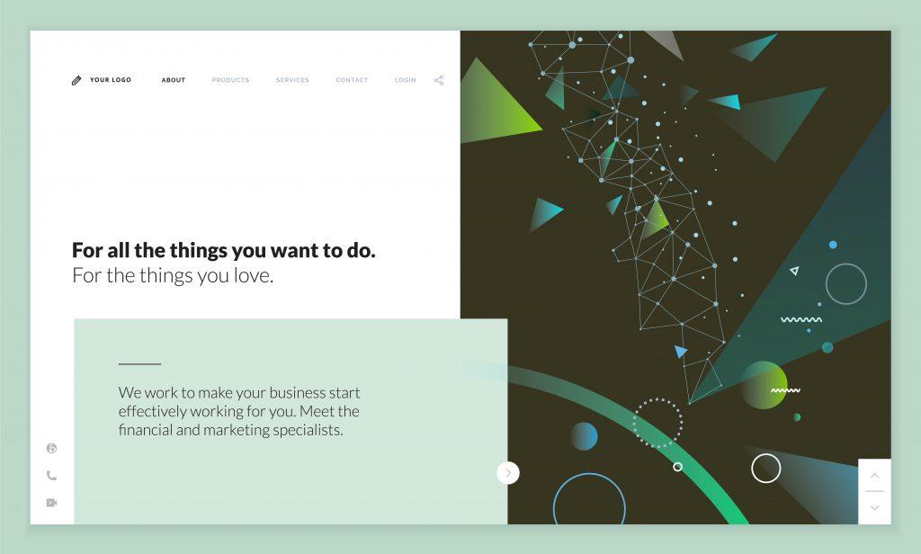 new age web design