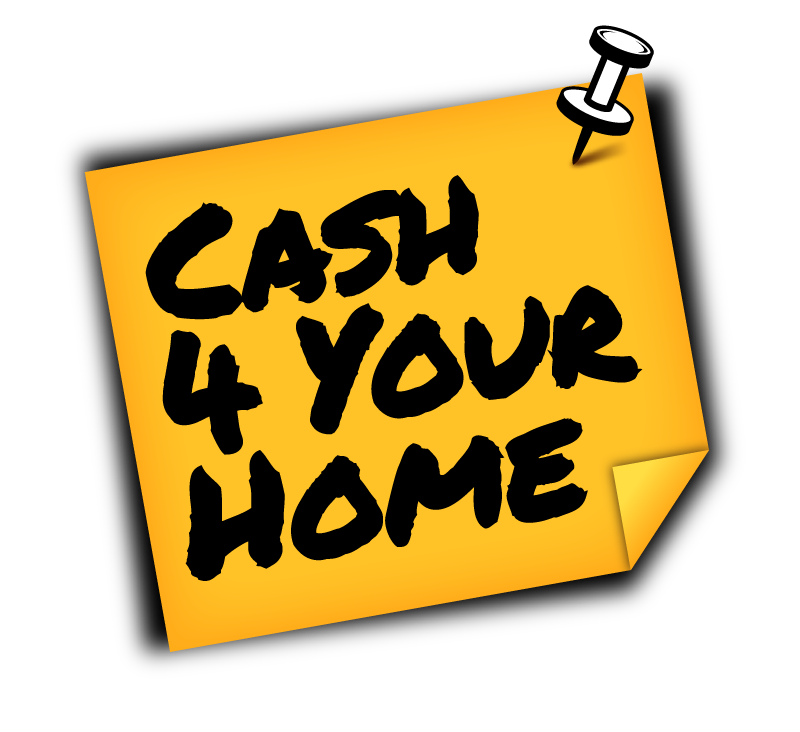 Cash 4 your Home Logo Design by 702 Pros