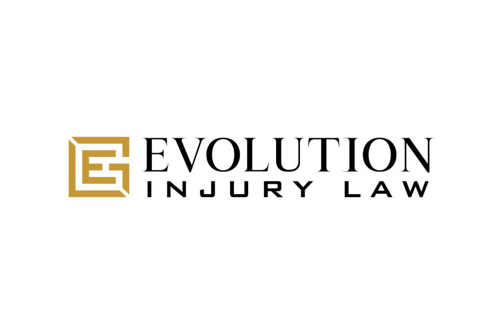 logo created for evolution injury law