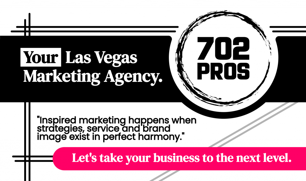 Digital Marketing Agency Business Card Example by 702 Pros