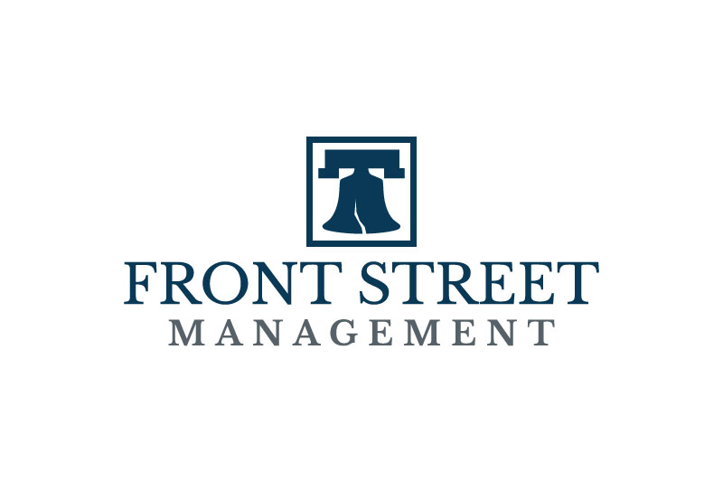 Front Street Management Logo Design by 702 Pros