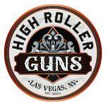 High Roller Guns - Logo Design by 702 Pros