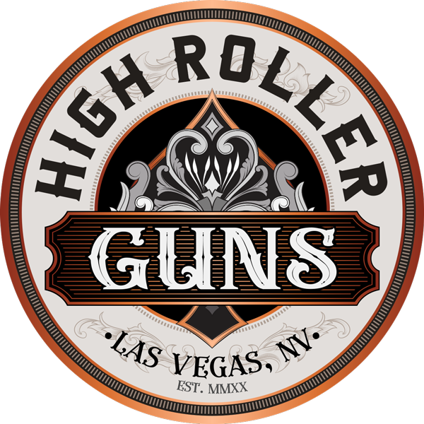 High Roller Guns - Logo Design by 702 Pros