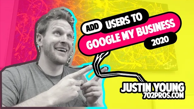 How to Add Users to Google My Business 2020 - featured image