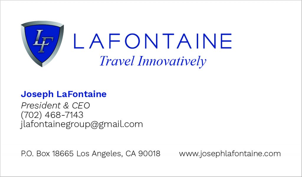 LaFontaine Group - Business Card Design by 702 Pros