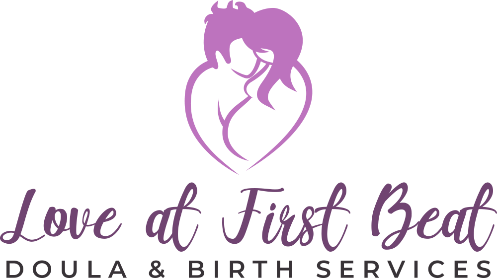 Love at First Beat - Doula Logo Design by 702 Pros