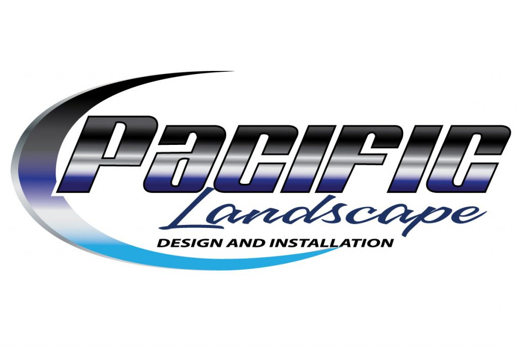 Logo design created for the Pacific Landscape brand.