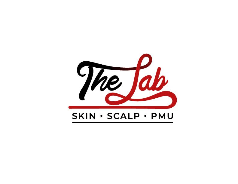 The Lab - Permanent Makeup Logo Design Concept by 702 Pros