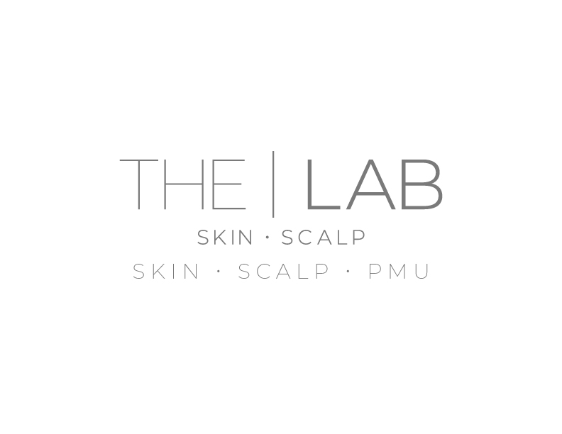 The Lab - Permanent Makeup Logo Design Concept by 702 Pros