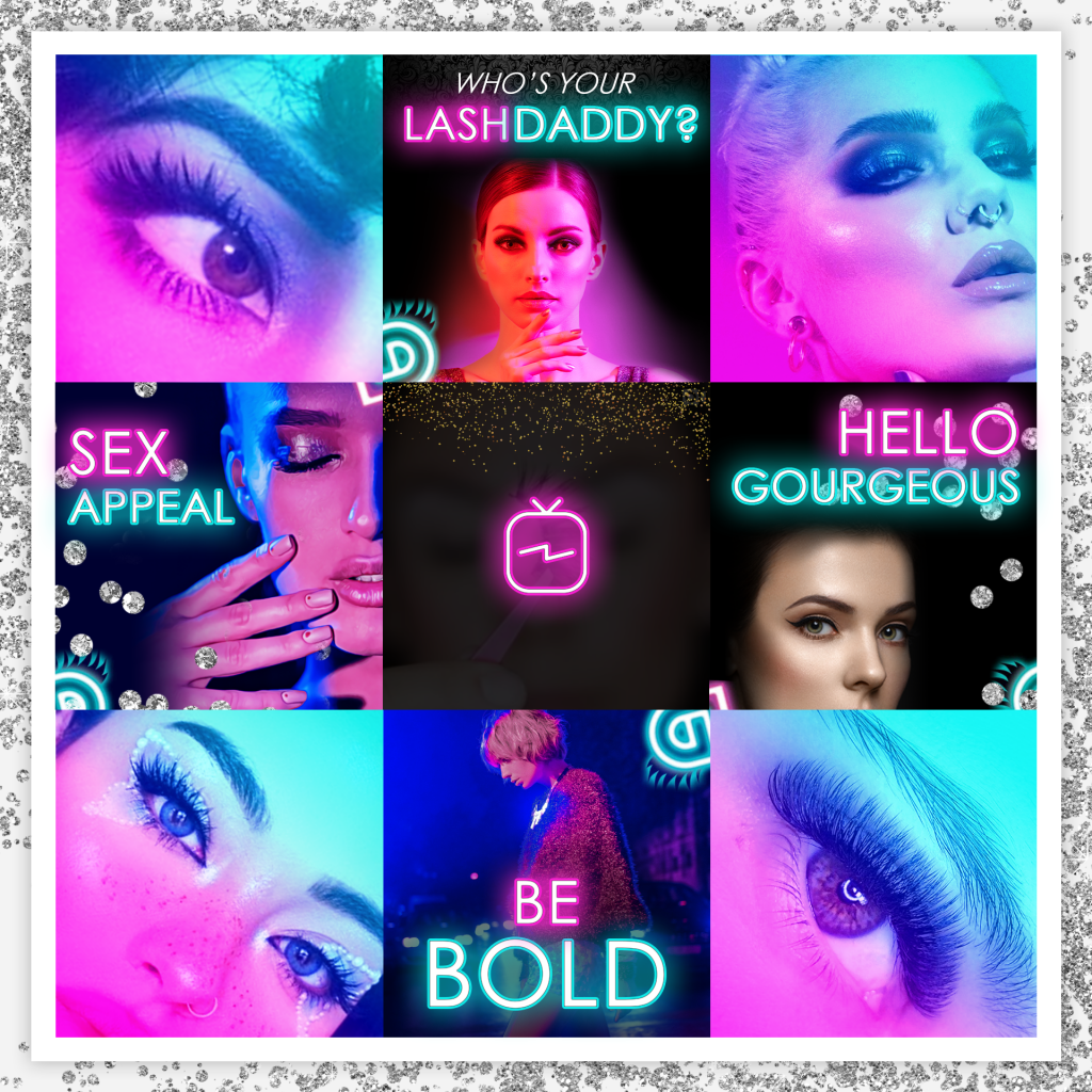 Las Daddy - Instagram Featured nine - Lashes Instagram Post Examples by 702 Pros