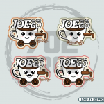 Joe on the Go Logo Design Concepts by 702 Pros