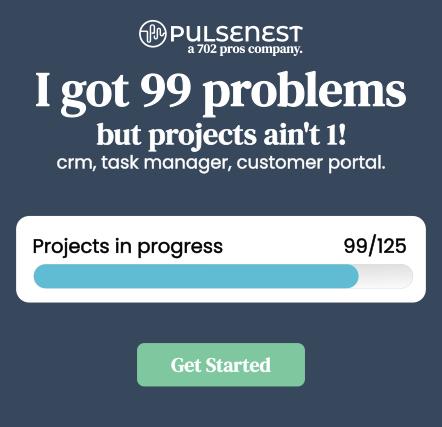 PulseNest Advertisement Graphic Design by 702 Pros
