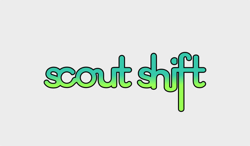 Scout Shift Logo Concept 2 - Logo Design by 702 Pros