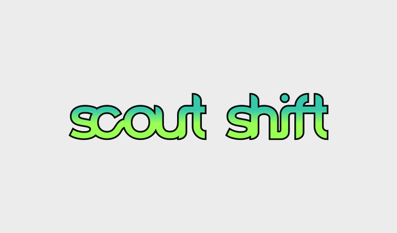 Scout Shift Logo Concept 1 - Logo Design by 702 Pros