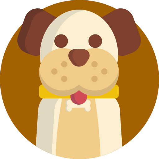 Puppy animated graphic design by 702 Pros