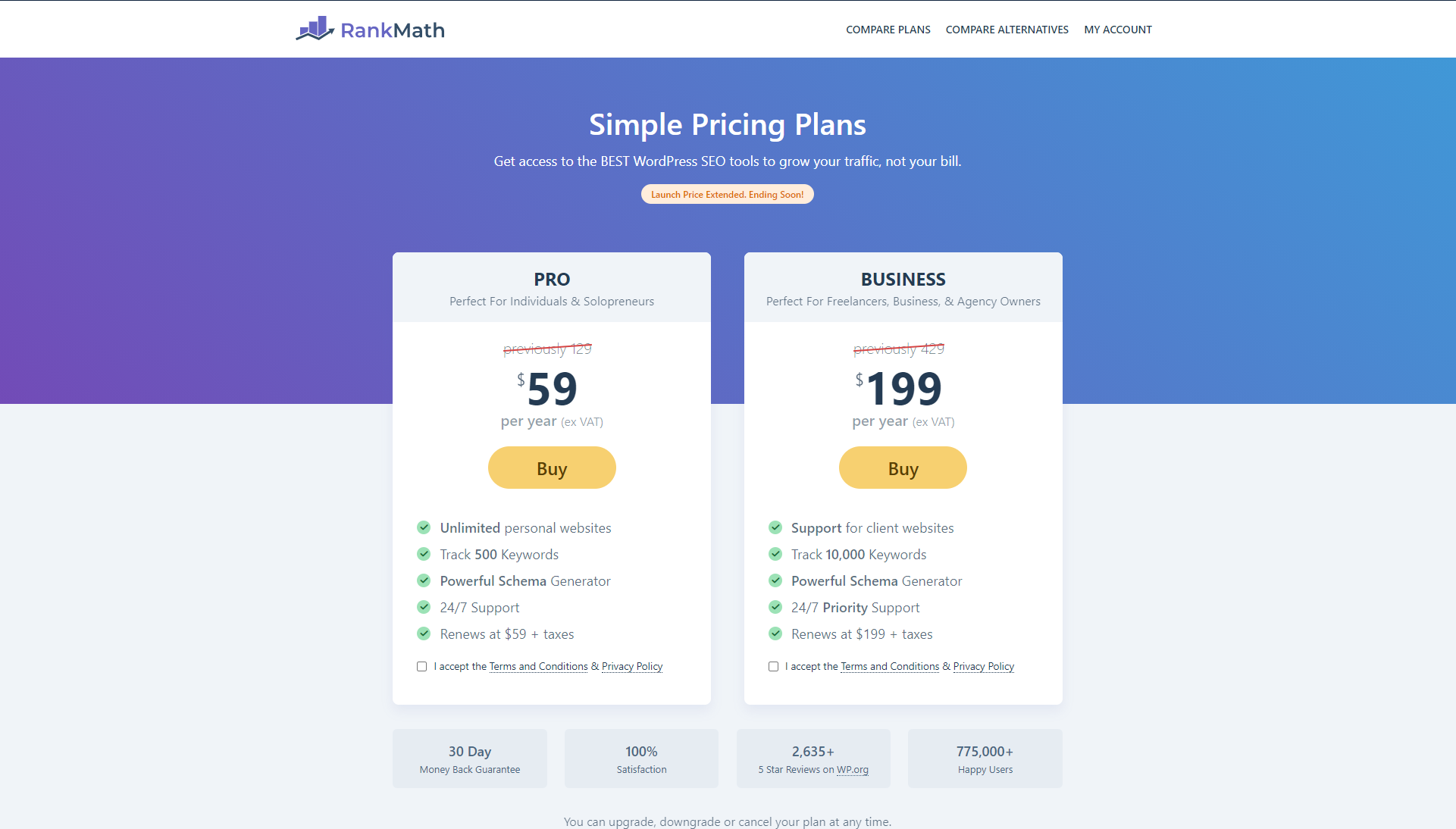 Migrate from Yoast to Rank Math | Easily Switch from Yoast to Rank Math Fast - Rank Math Premium off their website
