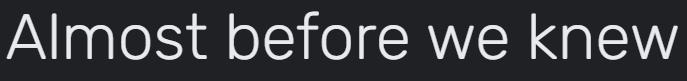 San Serif Font Example  - web design rules - 702 Pros