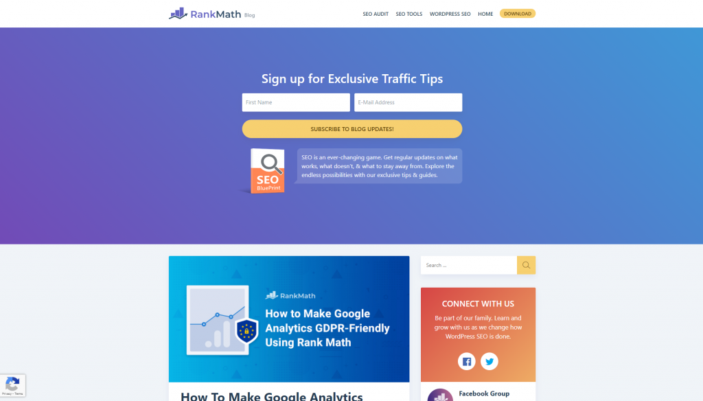 Las Vegas SEO Agency - Migrate from Yoast to Rank Math | Easily Switch from Yoast to Rank Math Fast - Snapshot of Rank Math Support on their website