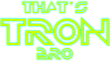 That's Tron Bro | Neon Graphic Design by 702 Pros