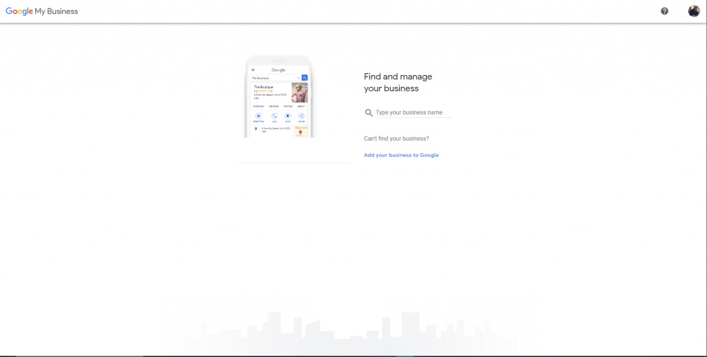how to create a google my business account - Find and manage your business page