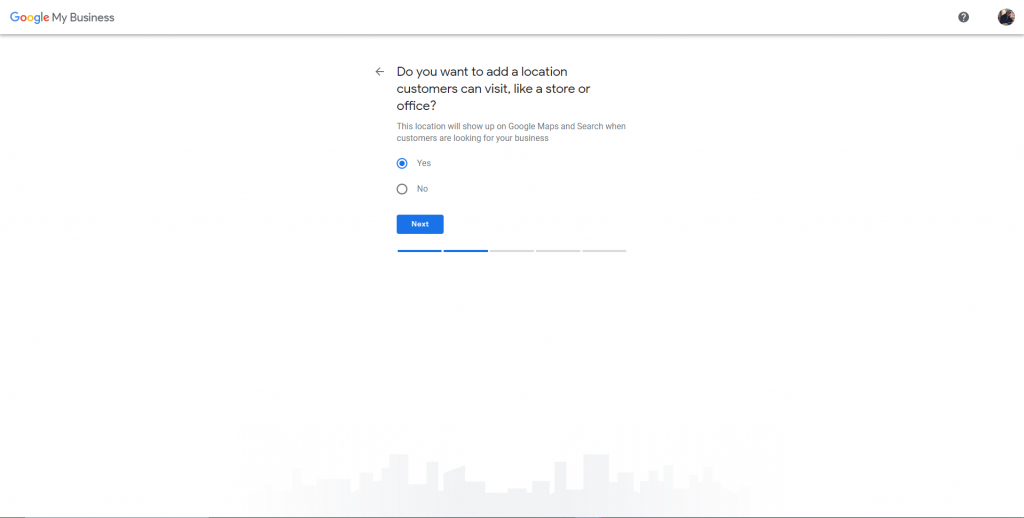 how to create a google my business account - do you want to add a location