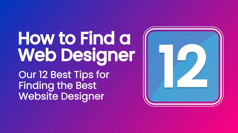 How to Find a Website Designer   702 Pros