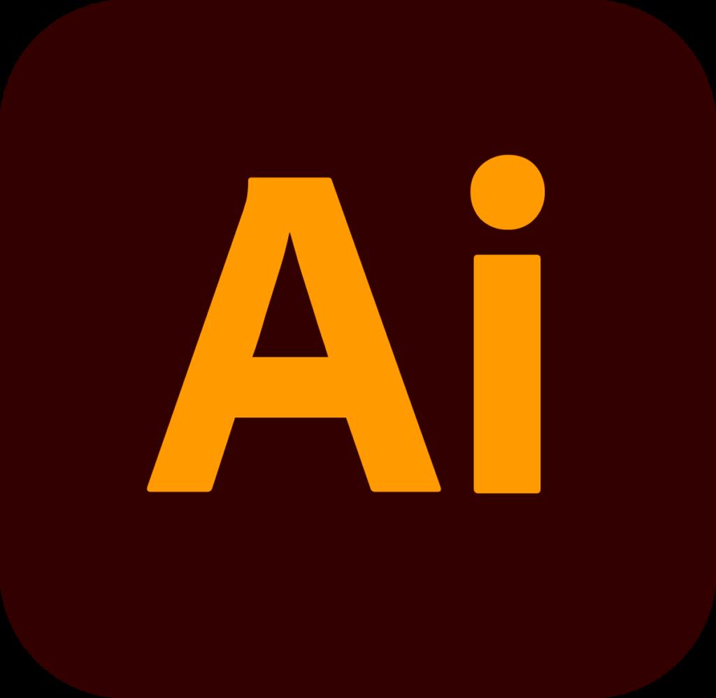 Transparent Adobe Illustrator Logo