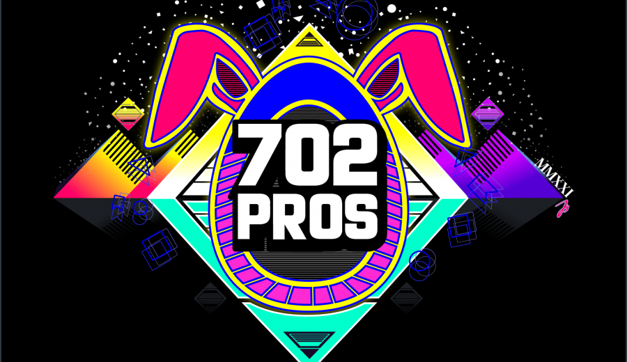 702 Pros - Web Design Las Vegas Marketing Agency - Easter poster 2021