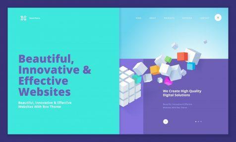 Web Design example | Las Vegas Web Design Company | 702 Pros