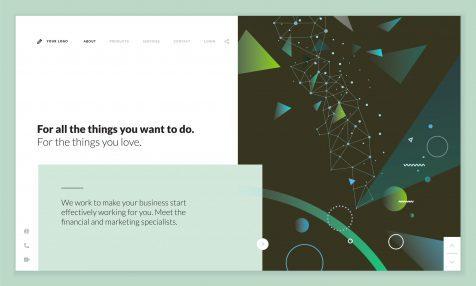 new age web design | Web Design example | Las Vegas Web Design Company | 702 Pros