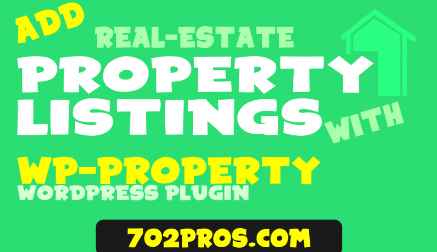 Add Real Estate Property Listings to WordPress Website