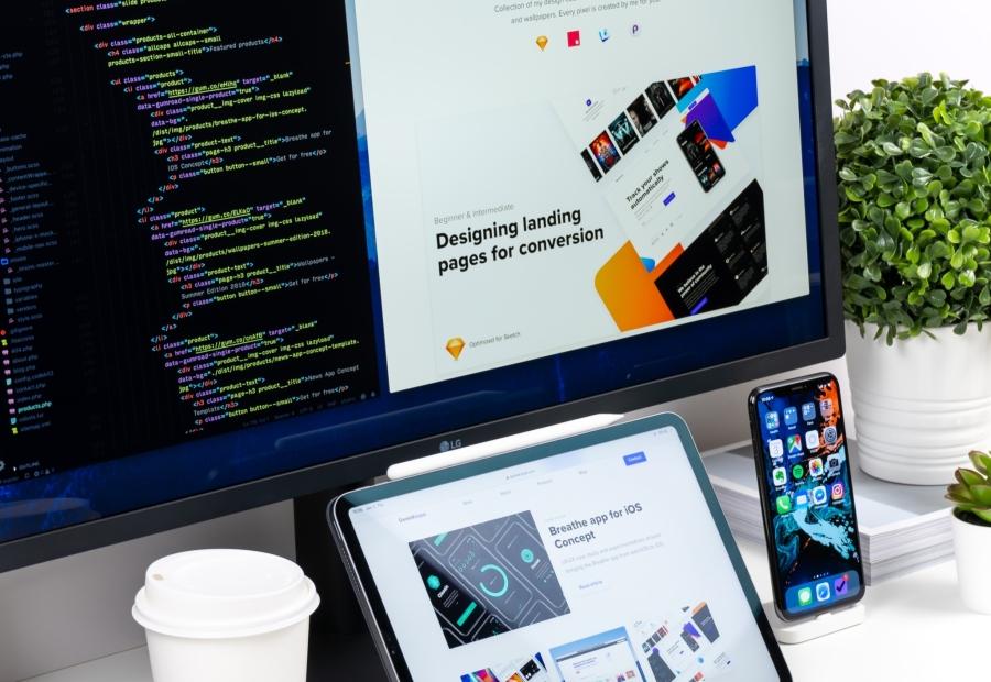Mulit Vendor web Design