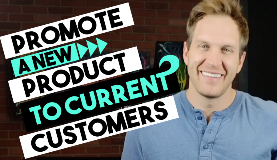 Advertising a new product or service to an existing customer base - 702 pros | Justin Young