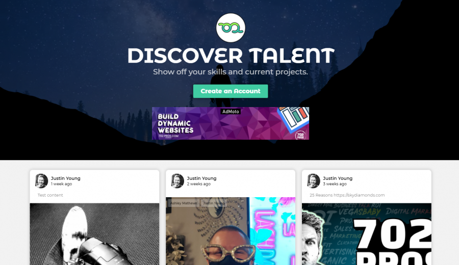 scoutshift website design by 702 Pros | Las Vegas web design agency